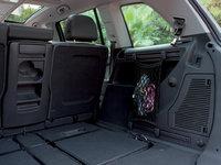 2010 Vauxhall Zafira, Interior View, interior, manufacturer