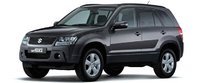 2010 Suzuki Grand Vitara, Front Left Quarter View, manufacturer, exterior