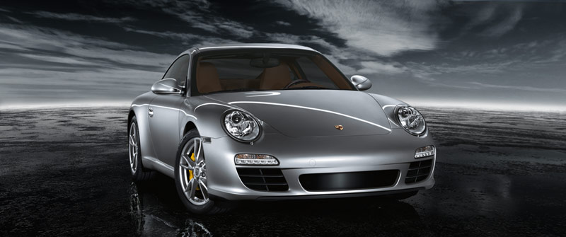 2010 Porsche 911, Front Right Quarter View, manufacturer, exterior