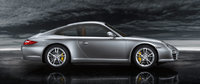 2010 Porsche 911, Right Side View, manufacturer, exterior
