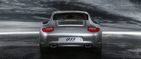 2010 Porsche 911, Back View, exterior, manufacturer, gallery_worthy