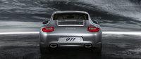 2010 Porsche 911, Back View, exterior, manufacturer