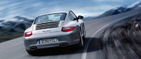 2010 Porsche 911, Back Quarter View, manufacturer, exterior