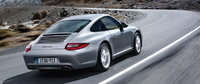 2010 Porsche 911, Back Right Quarter View, exterior, manufacturer