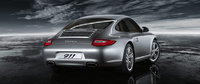 2010 Porsche 911, Back Right Quarter View, manufacturer, exterior