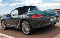 2010 Porsche Boxster, Back Left Quarter View, manufacturer, exterior