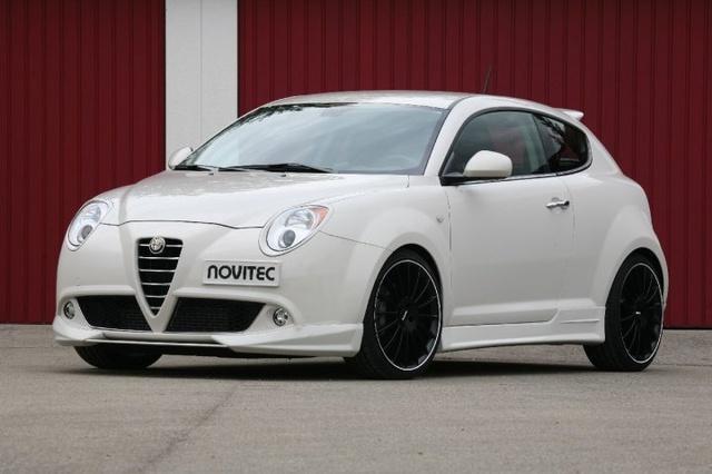 Novitec Alfa Romeo MiTo 1.3 JTD 110PK