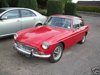 1972 MG MGB Overview
