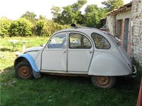 1972 Citroen 2CV Overview