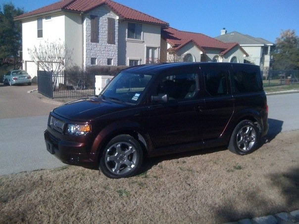2008 Honda Element SC, Clean miles d! iPhone can't even capture the sparkle!, exterior, gallery_worthy