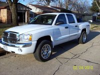 Picture of 2007 Dodge Dakota Laramie Quad Cab 4WD, exterior, gallery_worthy