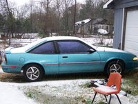 Picture of 1993 Pontiac Sunbird 2 Dr LE Coupe, exterior, gallery_worthy