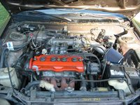 Picture of 1990 Geo Metro 4 Dr LSi Hatchback, engine
