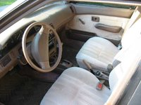 Picture of 1990 Geo Metro 4 Dr LSi Hatchback, interior