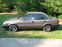 Picture of 1990 Geo Prizm 4 Dr STD Sedan, exterior