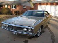 1969 Chrysler New Yorker, Fresh from the car wash., exterior, gallery_worthy