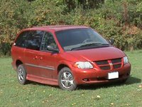 2002 Dodge Caravan Overview