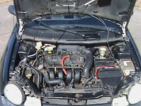 Picture of 1995 Plymouth Neon 4 Dr STD Sedan, engine, gallery_worthy