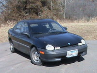 Picture of 1995 Plymouth Neon 4 Dr STD Sedan, exterior, gallery_worthy