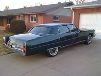 1976 Cadillac Fleetwood, I love my 76., exterior, gallery_worthy