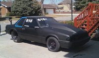 Picture of 1987 Ford Mustang LX Coupe, exterior, gallery_worthy