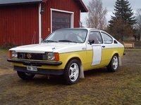 1975 Opel Kadett Overview