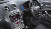 2009 Ford Mondeo, Interior View, interior, manufacturer