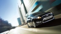 2009 Ford Mondeo, Front View, exterior, manufacturer