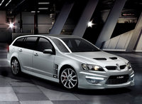 2009 HSV Clubsport R8 Tourer Overview