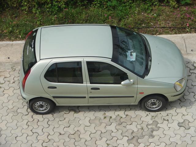 Picture of 2001 Tata Indica, exterior