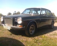 1969 Volvo 164 Overview
