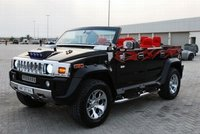 Picture of 2009 Hummer H2 SUT Luxury, exterior, gallery_worthy