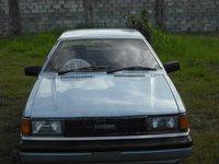 1987 Hyundai Stellar Overview