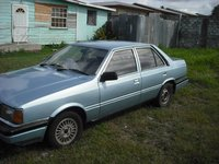 1987 Hyundai Stellar, SIDE VIEW, exterior, gallery_worthy