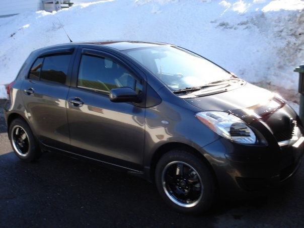 Picture of 2009 Toyota Yaris Hatchback, exterior, gallery_worthy