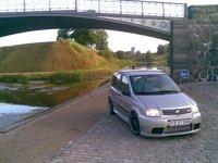 2004 Fiat Panda, også et tidlig billede i kbh.., exterior
