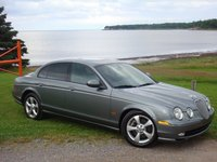 2003 Jaguar S-Type 4.2 picture, exterior