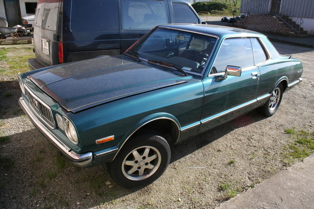Picture of 1977 Toyota Cressida, exterior, gallery_worthy