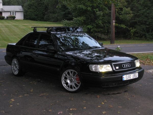 Picture of 1992 Audi S4 quattro Sedan AWD, exterior, gallery_worthy