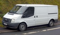 2007 Ford Transit Cargo Overview