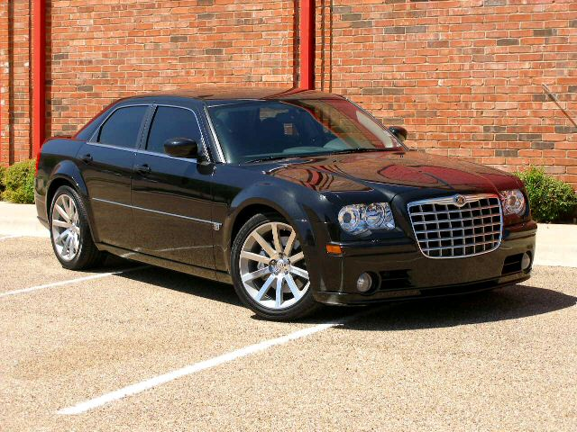 2008 Chrysler 300C SRT-8 Base picture, exterior