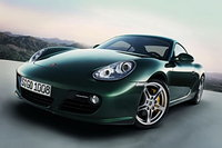 2010 Porsche Cayman Overview