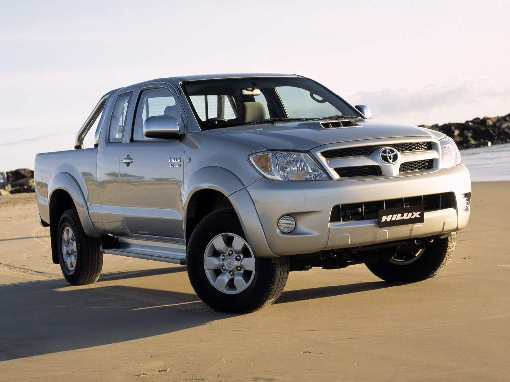 2007 toyota hilux overview cargurus rh cargurus com 2007 toyota hilux free service manual download 2006 Toyota Hilux