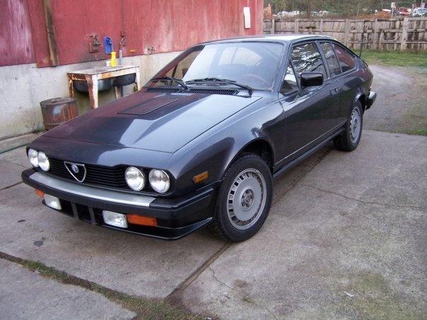1983 Alfa Romeo GTV, Finished, exterior, gallery_worthy
