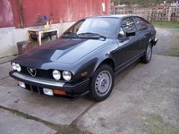 1983 Alfa Romeo GTV, Finished, exterior, gallery_worthy
