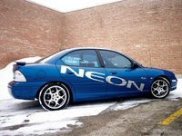 1998 Dodge Neon 4 Dr Highline Sedan picture, exterior