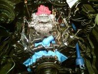 Picture of 1979 Pontiac Le Mans, engine