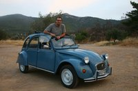 1975 Citroen 2CV Picture Gallery