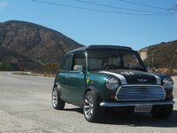 1969 Austin Mini Overview