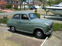 1955 Austin A30 Overview